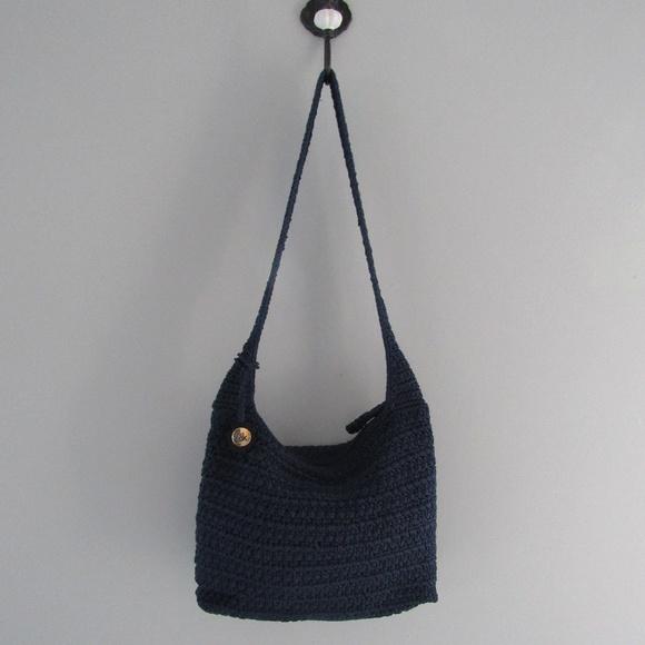 The Sak Handbags - The Sak dark blue shoulder bag